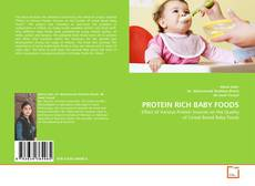Bookcover of PROTEIN RICH BABY FOODS