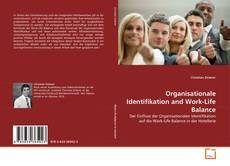 Bookcover of Organisationale Identifikation and Work-Life Balance