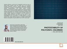 PHOTOSTABILITY OF POLY(VINYL CHLORIDE)的封面