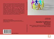 Capa do livro de Harmful Traditional Practices