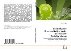 Capa do livro de Interkulturelle Kommunikation in der qualitativen Sozialforschung