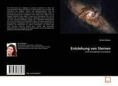 Bookcover of Entstehung von Sternen