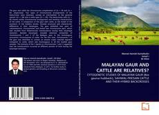 Copertina di MALAYAN GAUR AND CATTLE ARE RELATIVES?