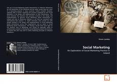 Social Marketing kitap kapağı
