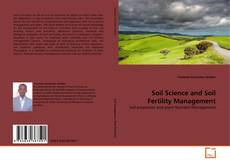 Borítókép a  Soil Science and Soil Fertility Management - hoz