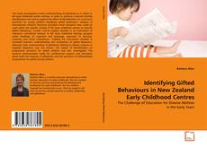 Capa do livro de Identifying Gifted Behaviours in New Zealand Early Childhood Centres
