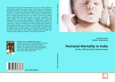 Copertina di Perinatal Mortality in India