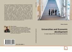 Universities and Economic development的封面