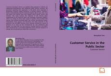 Portada del libro de Customer Service in the Public Sector