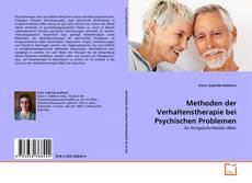 Methoden der Verhaltenstherapie bei Psychischen Problemen的封面