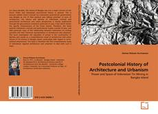 Buchcover von Postcolonial History of Architecture and Urbanism