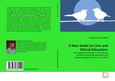 Portada del libro de A New Guide to Civic and Ethical Education: