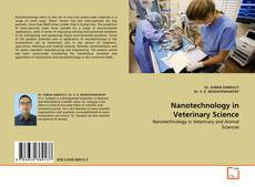 Обложка Nanotechnology in Veterinary Science