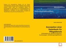 Buchcover von Konzeption einer Datenbank für Pflegedienste