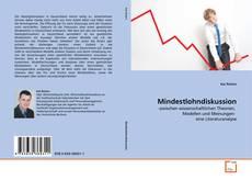 Bookcover of Mindestlohndiskussion