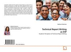 Buchcover von Technical Report Writing as ESP