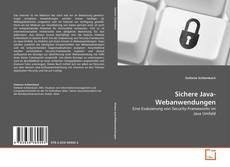 Обложка Sichere Java-Webanwendungen