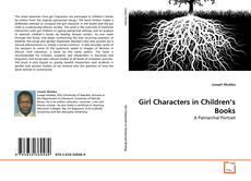 Portada del libro de Girl Characters in Children's Books