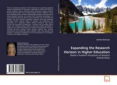 Borítókép a  Expanding the Research Horizon in Higher Education - hoz