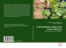 Portada del libro de HYPOLIPIDEMIC HERBS AND PLANT PROFILES