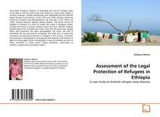 Capa do livro de Assessment of the Legal Protection of Refugees in Ethiopia