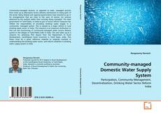 Buchcover von Community-managed Domestic Water Supply System