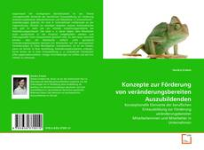 Buchcover von Konzepte zur Förderung von veränderungsbereiten Auszubildenden