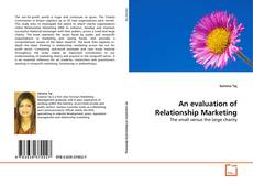 Обложка An evaluation of Relationship Marketing
