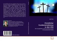 Christlicher Fundamentalismus in den USA kitap kapağı