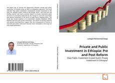 Copertina di Private and Public Investment in Ethiopia: Pre and Post Reform