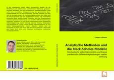 Обложка Analytische Methoden und die Black-Scholes-Modelle