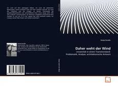 Capa do livro de Daher weht der Wind