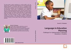 Copertina di Language-in-Education Planning