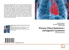 Обложка Primary Ciliary Dyskinesia / Kartagener's syndrome