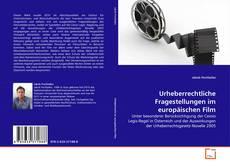 Couverture de Urheberrechtliche Fragestellungen im europäischen Film