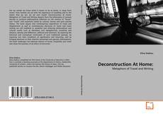 Bookcover of Deconstruction At Home: