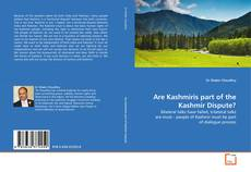 Couverture de Are Kashmiris part of the Kashmir Dispute?