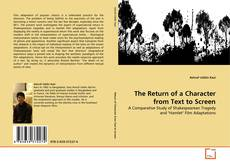 Couverture de The Return of a Character from Text to Screen