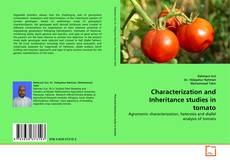 Обложка Characterization and Inheritance studies in tomato