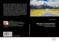 Обложка Mergers & Acquisitions