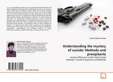 Capa do livro de Understanding the mystery of suicide: Methods and precipitants