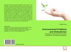 Capa do livro de Environmental Problems and Ombudsman