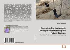 Borítókép a  Education for Sustainable Development Informing the Future Decision - hoz