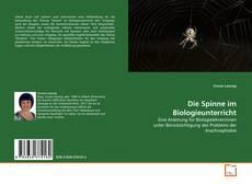 Обложка Die Spinne im Biologieunterricht