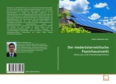 Bookcover of Der niederösterreichische Passivhausmarkt