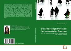 Buchcover von Dienstleistungsinnovation bei den mobilen Diensten