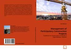 Management of Participatory Construction Projects的封面