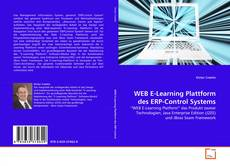 Capa do livro de WEB E-Learning Plattform des ERP-Control Systems