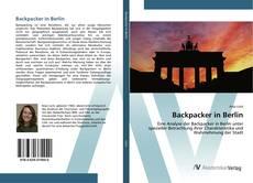 Buchcover von Backpacker in Berlin