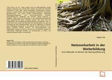 Buchcover von Netzwerkarbeit in der Weiterbildung